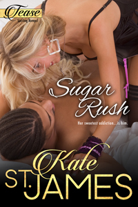 Sugar Rush, TEASE Sizzling Romps, Story 2 - Cover
